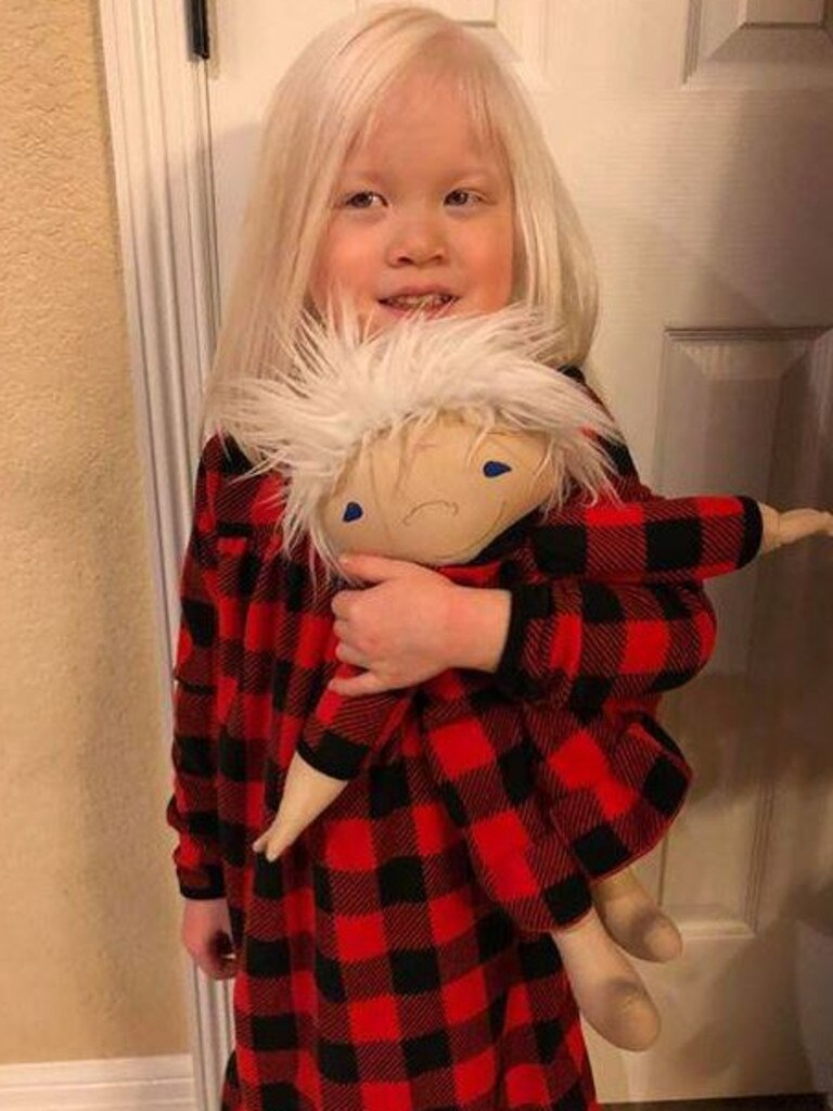 """""""It is my heartfelt belief that dolls should look like their owners AND dolls should be available in all colours, genders, and body types."""" Source: Facebook/A Doll Like Me."""