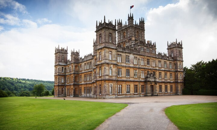 SUNDAY ESCAPE. DOWNTON ABBEY WISHLIST. Highclere Castle. Picture: Supplied