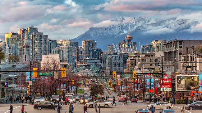 Vancouver has all the perks of the big city with nature on its doorstep. Source: iStock.