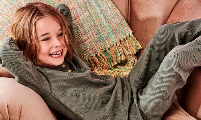 Where to stock up on cosy winter pyjamas for kids