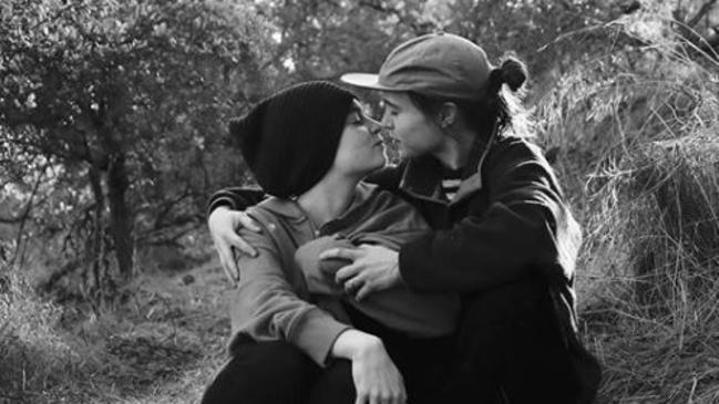 Ellen Page has married her partner Emma Portner. Picture: Instagram