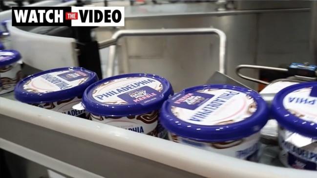 Cadbury Dairy Milk Marble Philadelphia Cream Cheese
