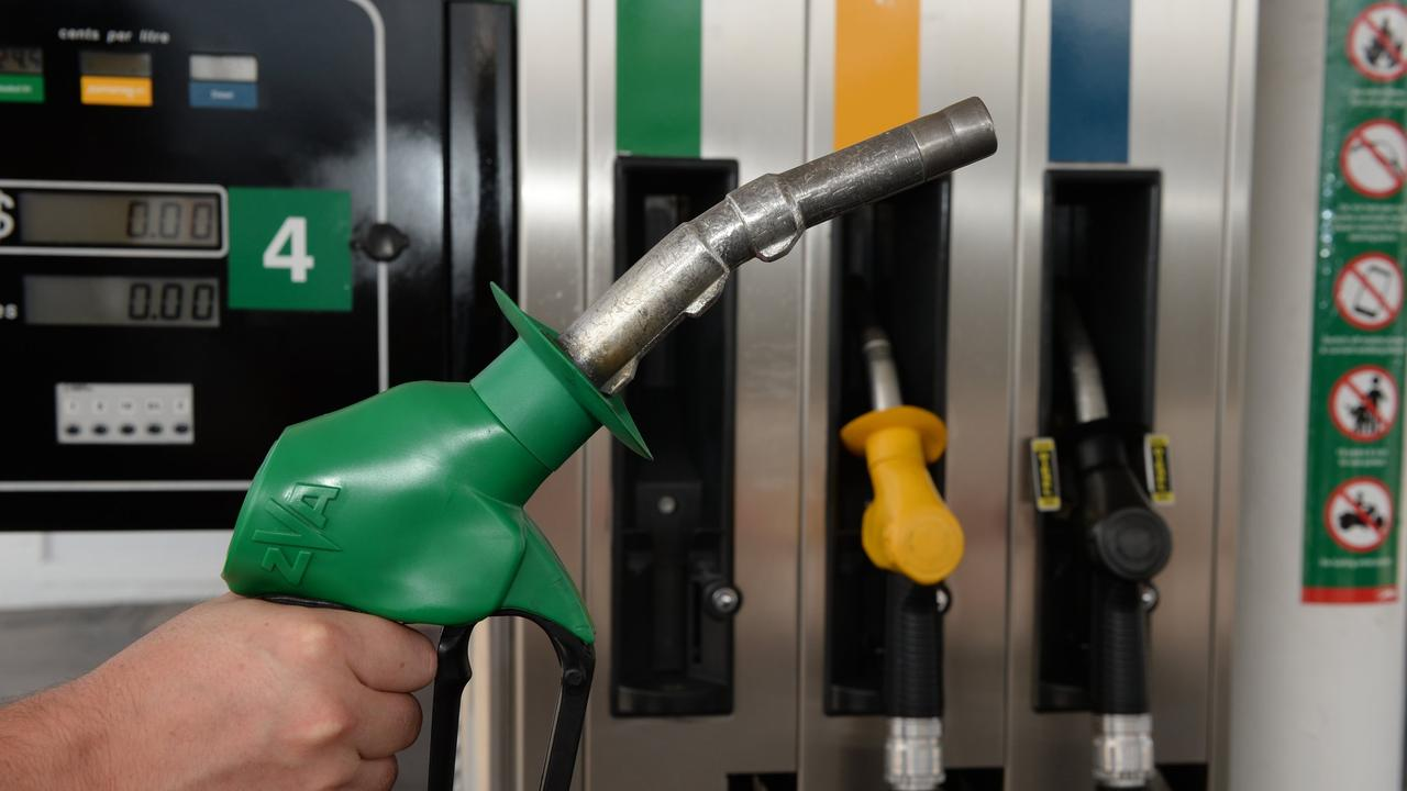 The NRMA advises to fill up now and take advantage of Sydney's cheap petrol prices before they rise. Picture: Supplied