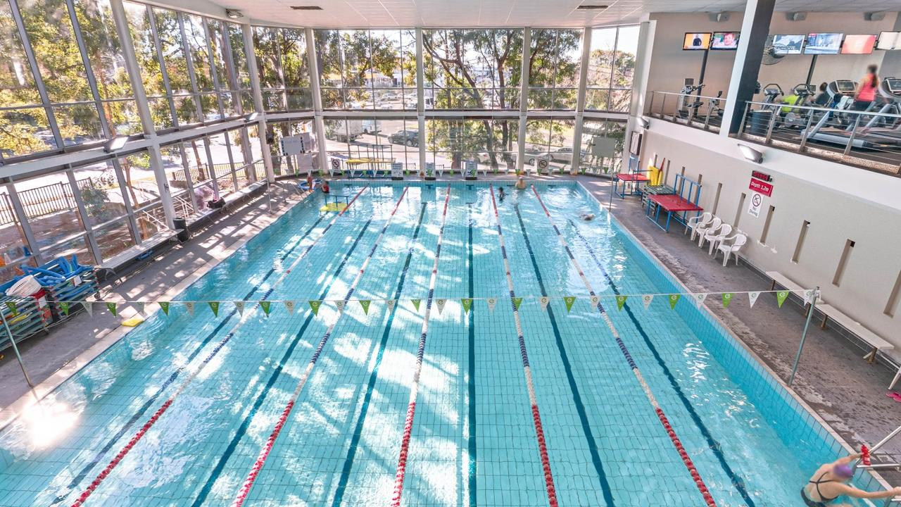 A man has drowned in a swimming pool at a Sydney gym. Picture: Fitness First