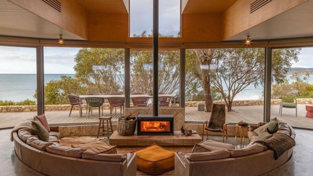 Dune House, Hamilton & Dune, Kangaroo Island.