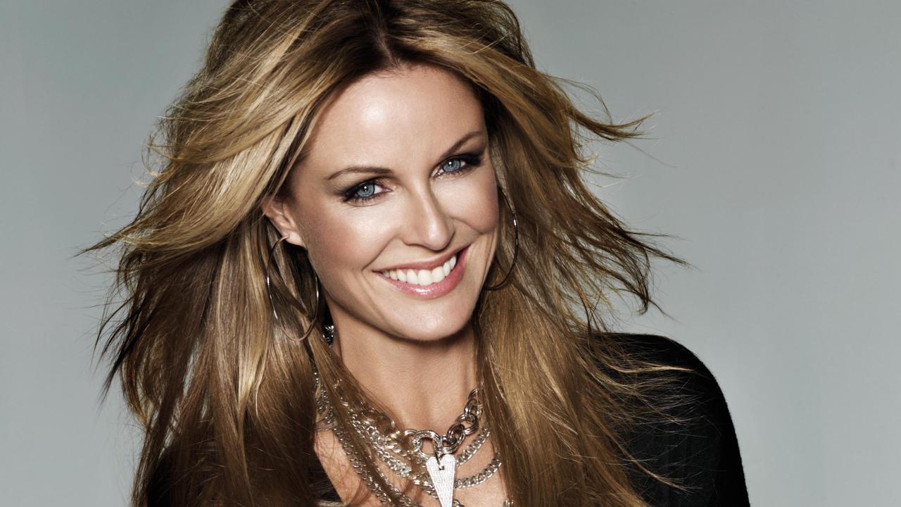 The late Australia's Next Top Model presenter & judge Charlotte Dawson. Supplied by Foxtel.