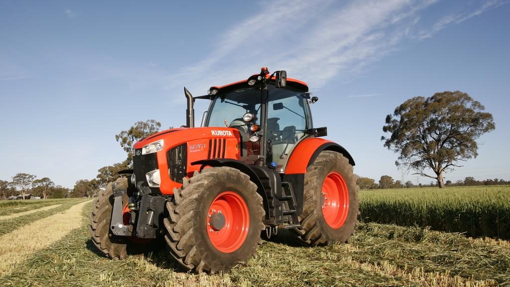 The Kubota M7171 Premium K-VT has the smarts and muscle | The Weekly