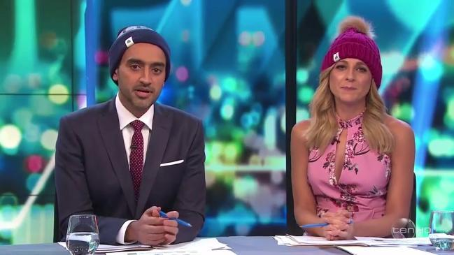 Waleed and Carrie discuss deadly statistics of brain cancer