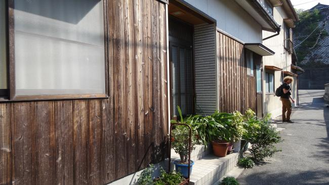 On Naoshima you can stay in aminshuku, a traditional budget Japanese guesthouse. Photo: Charis Chang