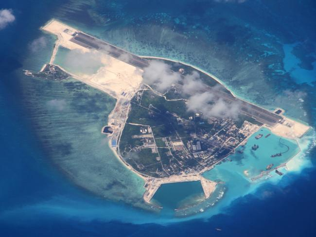 China recently landed a bomber aircraft on Yongxing Island, also known as Woody Island.