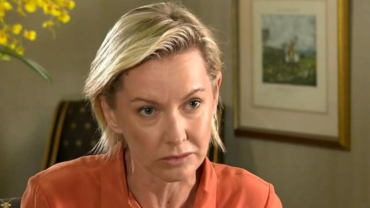 Today host Deborah Knight asked Ms Hanson whether she would apologise to the families of the Port Arthur victims.