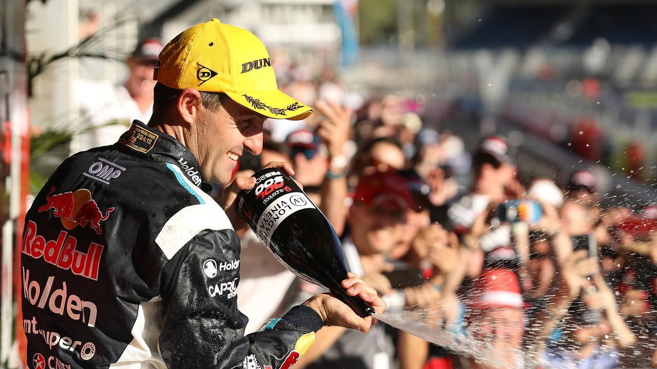 Three months after the first champagne of the season was sprayed, Supercars has announced it will return in June.