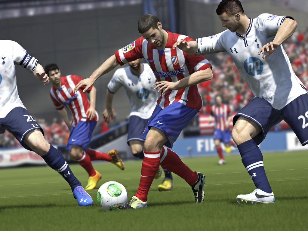 FIFA games have been popular on consoles for decades.