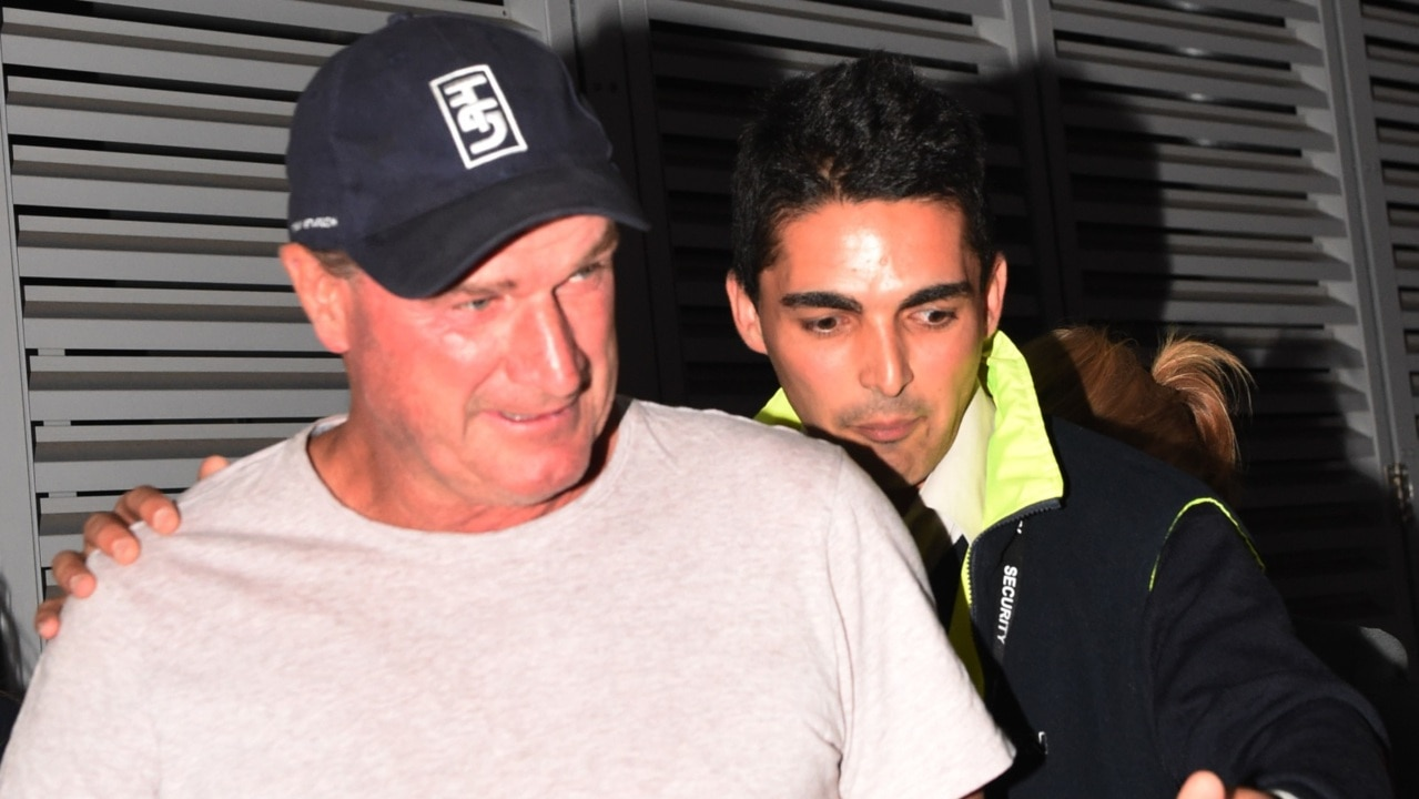 Former horse trainer Darren Weir charged with animal cruelty
