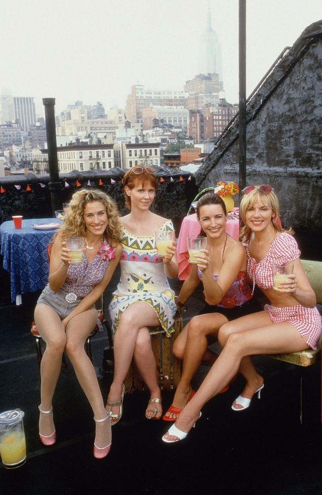 Parker, Cynthia Nixon and Kristin Davis are reprising their roles for the reboot, although Kim Cattrall has made it clear she is not returning.