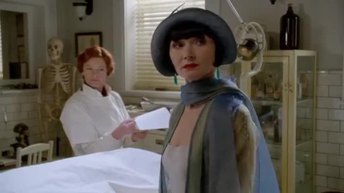 Miss Fisher's Murder Mysteries: series 3 trailer