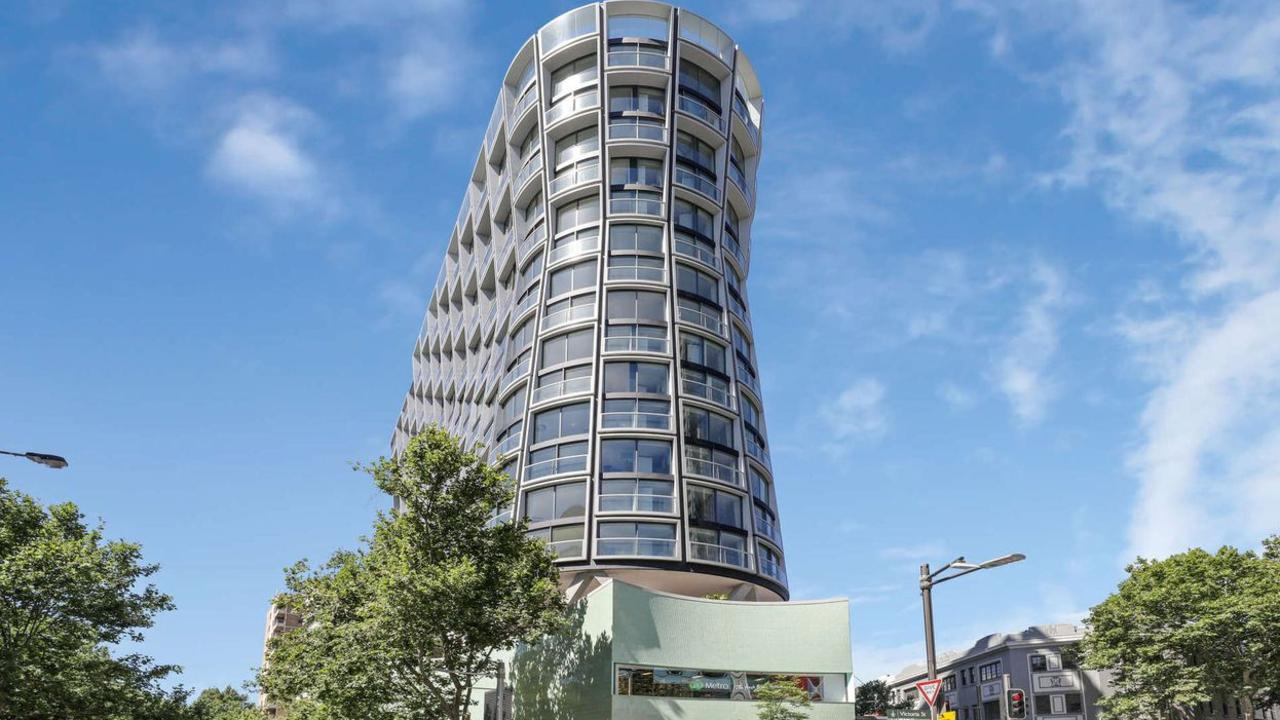 Funder manager Angus Geddes has bought off the plan in Potts Point.