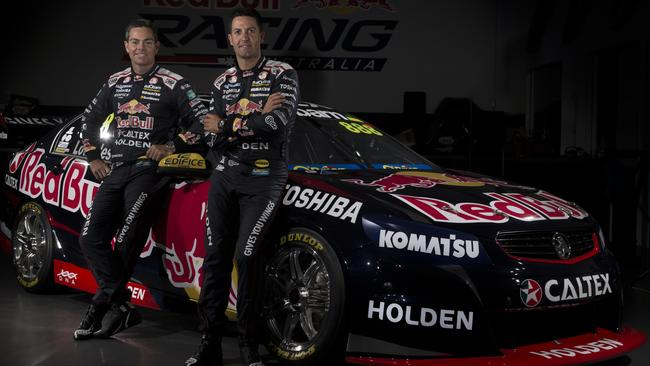 Whincup to stick with Red Bull until 2018 V8 season.