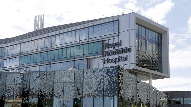 The Opposition wants controversial health changes put on hold until the new Royal Adelaide Hospital is up and running. Picture: Kelly Barnes