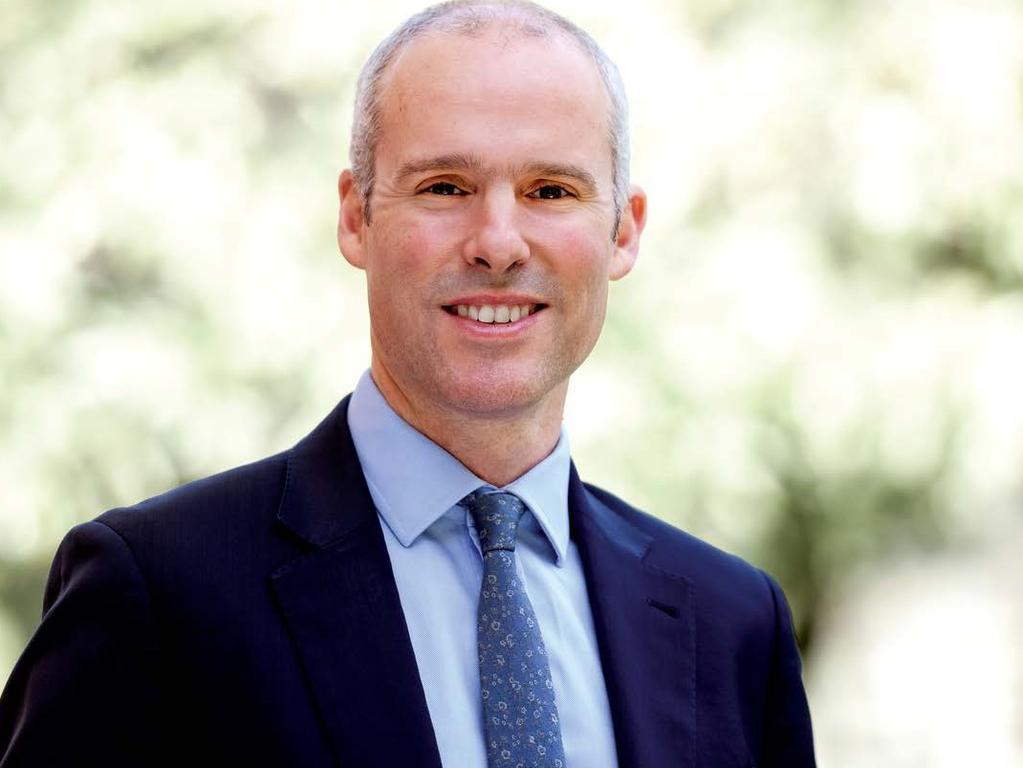 Australian Gas Infrastructure Group CEO Ben Wilson.