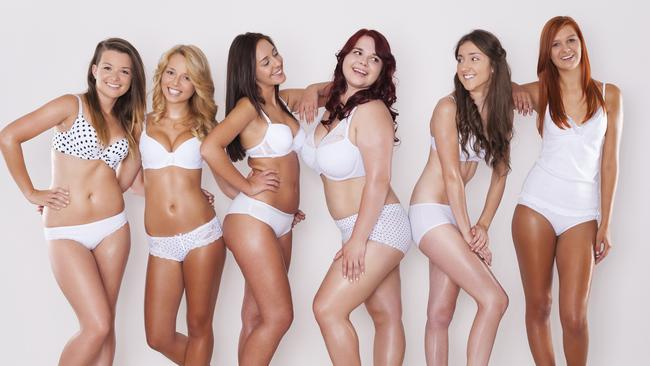 Body image concerns are filtering into the workplace, and impacting how women conduct themselves.