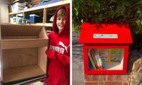 My little street library changed our whole neighbourhood