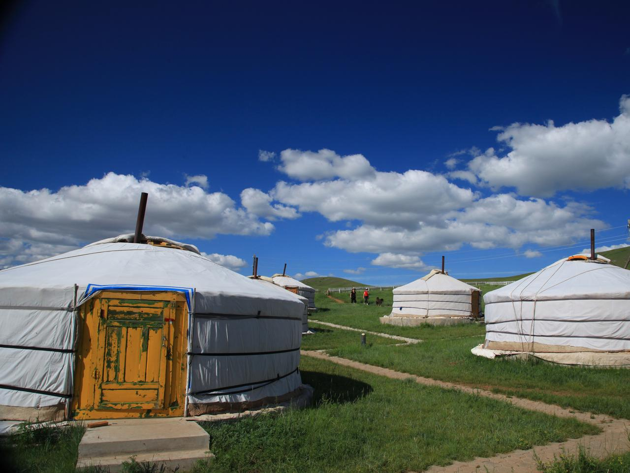 A stay in a ger is a must-do for tourists in Mongolia.