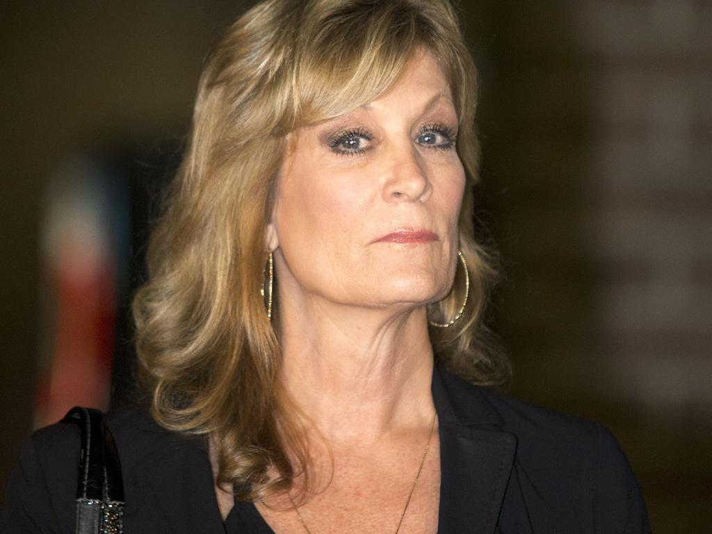 Judy Huth says she was 15 when she met Cosby at a park and he took her to the Playboy Mansion, where he forced her to perform a sex act on him. Picture: AP Photo/Anthony McCartney