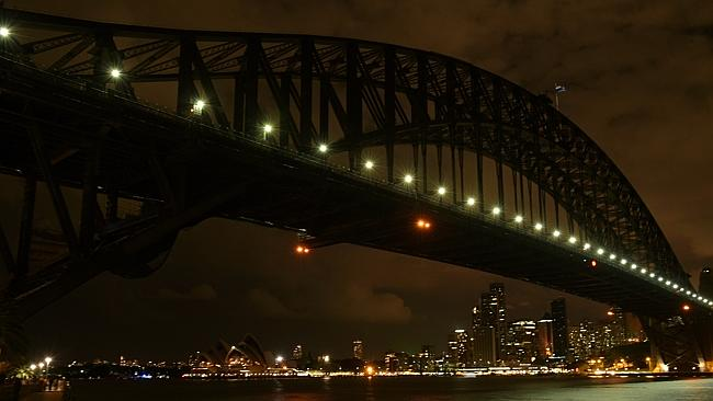 Earth Hour hits back at haters