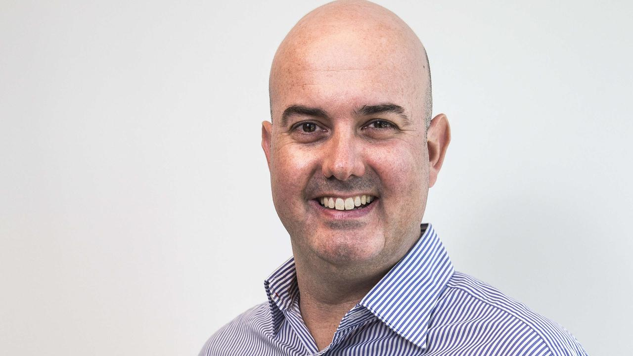 Hender Consulting executive consultant Justin Hinora advises workers to be proactive to address perceived concerns with working from home arrangements. Picture: Mike Burton