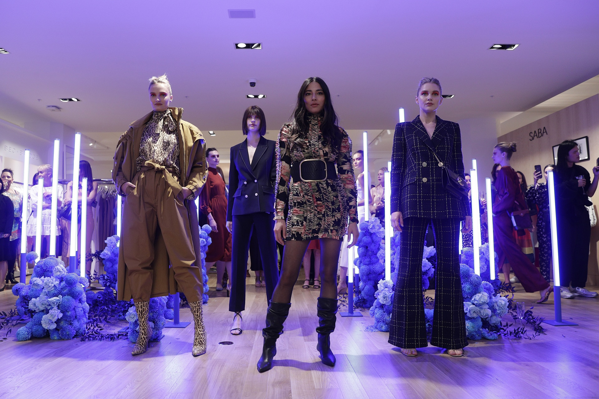 Inside the David Jones spring/summer 2019 collection launch