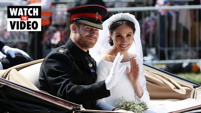 Harry & Meghan: Royal Wedding Highlights