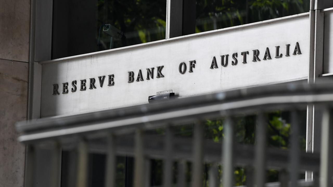 Economists expected the central bank to keep interest rates at 0.1 per cent. Picture: NCA NewsWire/Joel Carrett