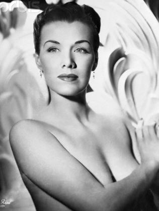 Jean Spangler pictured in 1949 before she went missing. Picture: Bettmann/Corbis