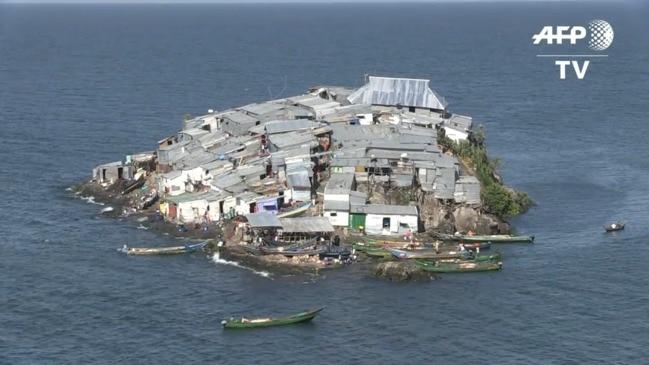 Migingo Island: a rocky marriage between Uganda and Kenya