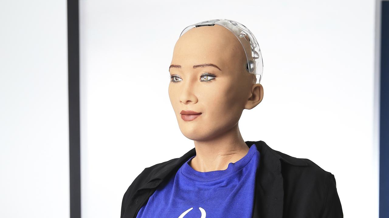 Sophia, the world's most advanced humanoid robot, took many by surprise with its incredible likeness to humans.