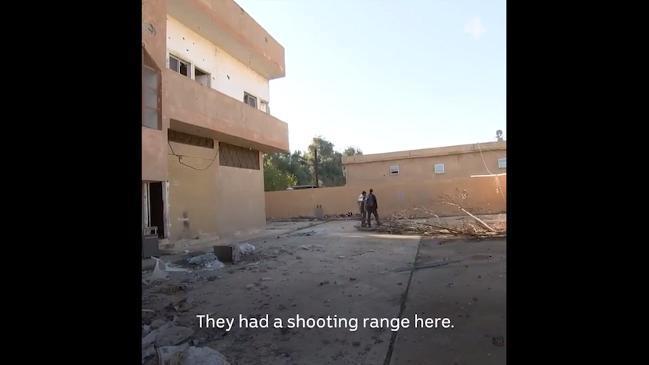 Inside Khaled Sharrouf's Islamic State home
