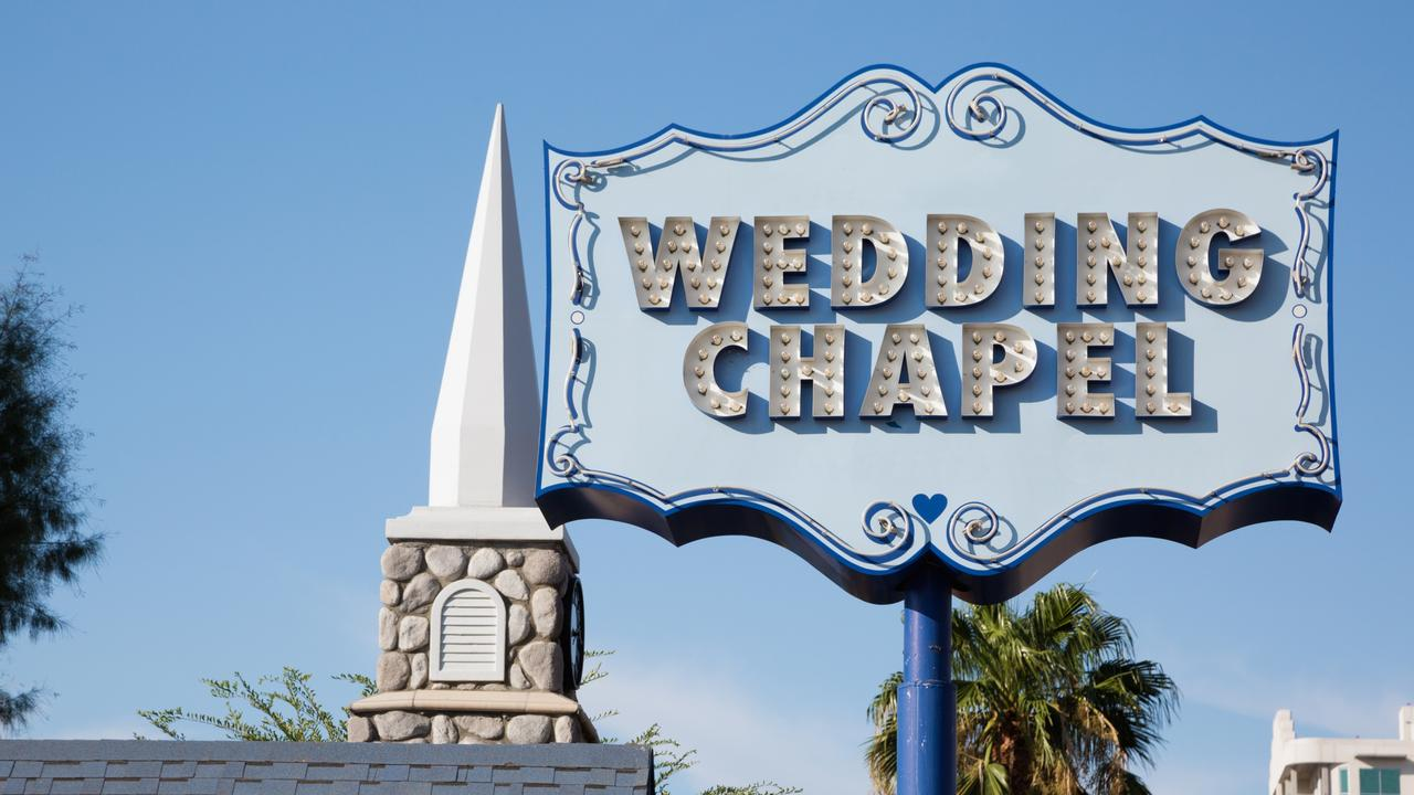 If you're feeling spontaneous, why not tie the knot in Vegas?