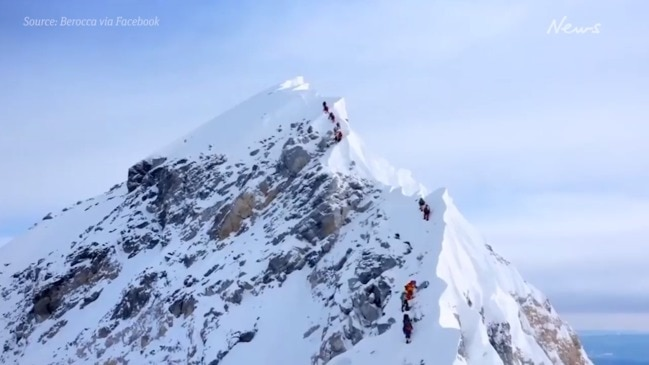 Extreme Everest Trailer
