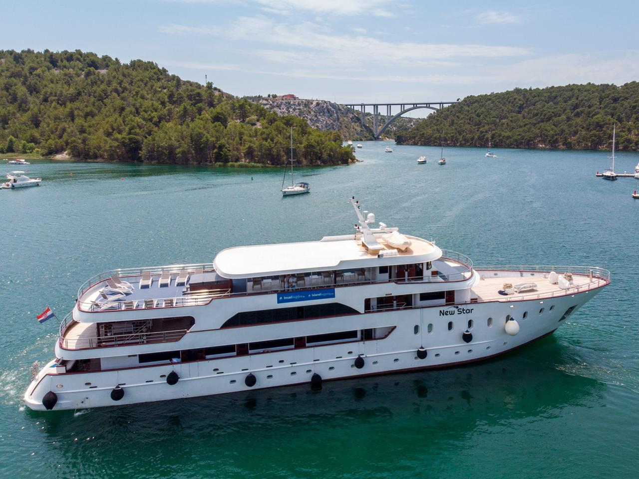 Supplied Travel ESCAP DEALS JUNE 28 2020 Cruise the Dalmatian Coast in Croatia