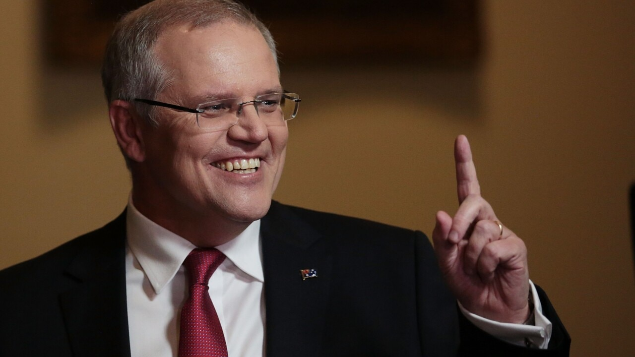 Scott Morrison 'has to take the lead' at Quad meeting