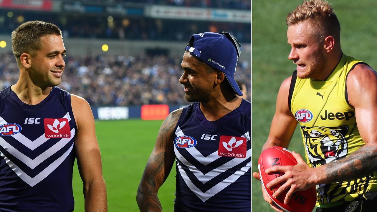 AFL Trade Whispers: Stephen Hill, Bradley Hill and Brandon Ellis.