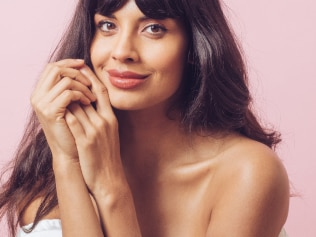Jameela Jamil is not anti-cosmetic surgery, she's pro transparency. Image: Supplied