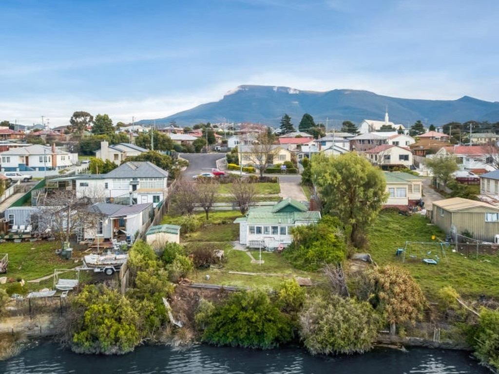 Tasmania might be going through its greatest property price surge in history, but buying on the waterfront still costs far less than the mainland. Picture: Supplied