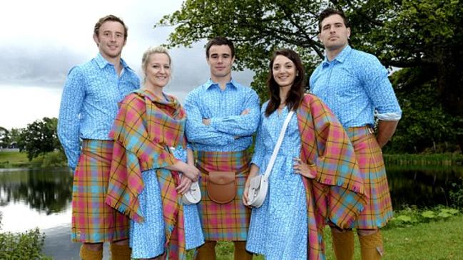Scotland takes the cake for terrible Commonwealth Games uniforms this year