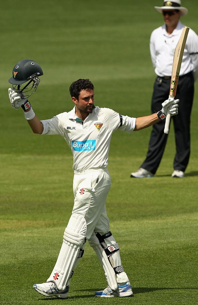 Ed Cowan was named Man of the Match.