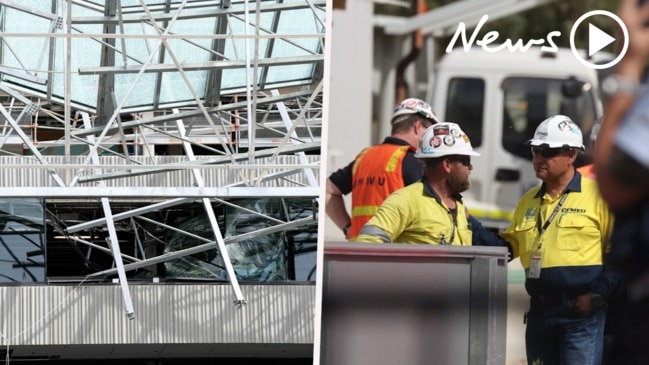 One dead, two seriously injured after ceiling collapse at Curtin University