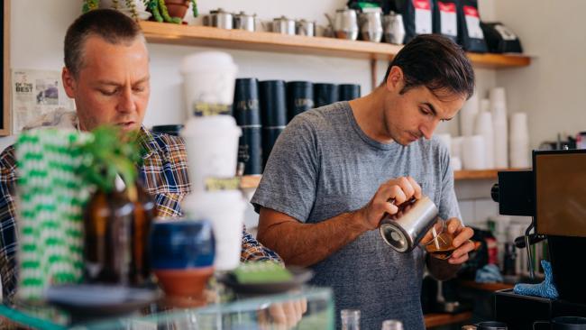 Find yourself an Aussie or Kiwi barista.