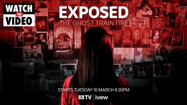 Exposed: The Ghost Train Fire teaser