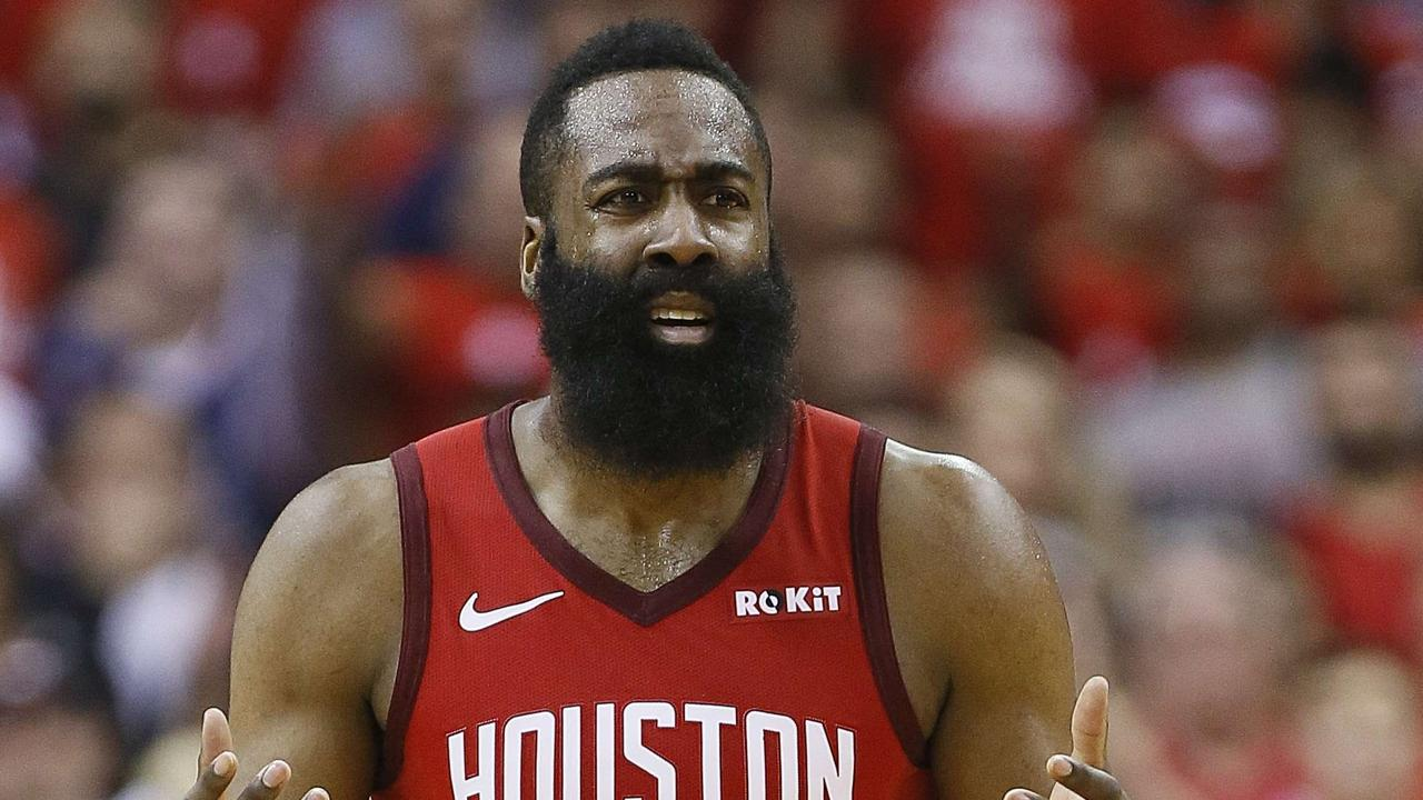 First Westbrook, now Harden. Cursed star has broken the NBA